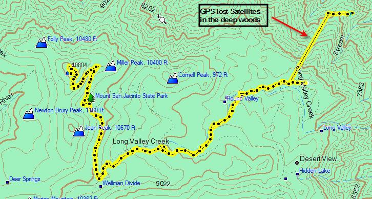 idyllwild trail map with Hiking San Jacinto on Index further Jean Peak Via Fuller Ridge in addition Ernie Maxwell Scenic Trail Idyllwild further  further Hiking San Jacinto.