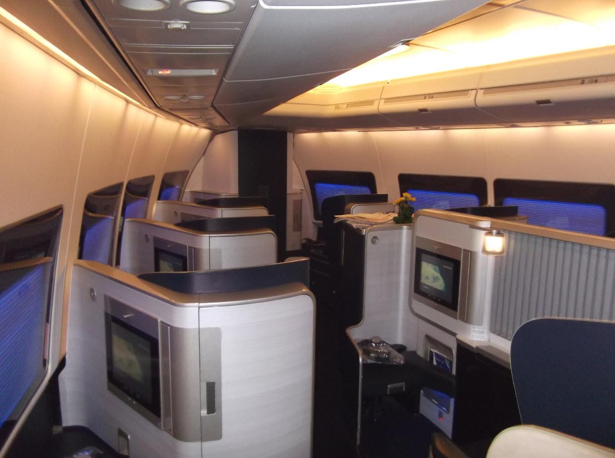 Getting Spoiled On British Airways Norbert Haupt