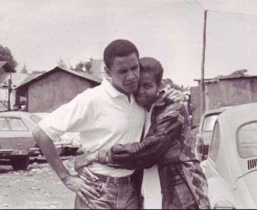Young Obama