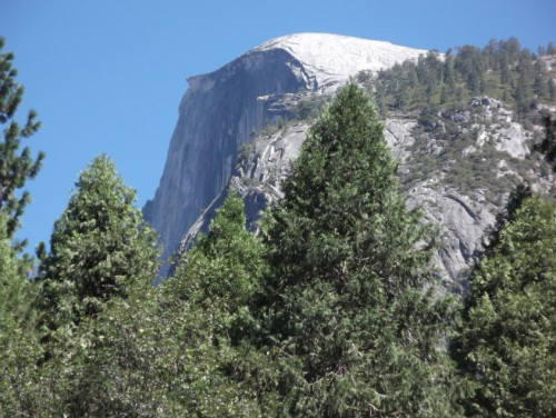 Going Back to Half Dome