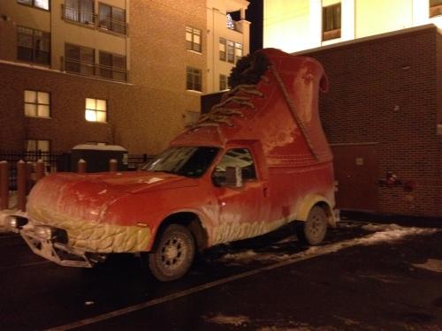 Bootmobile