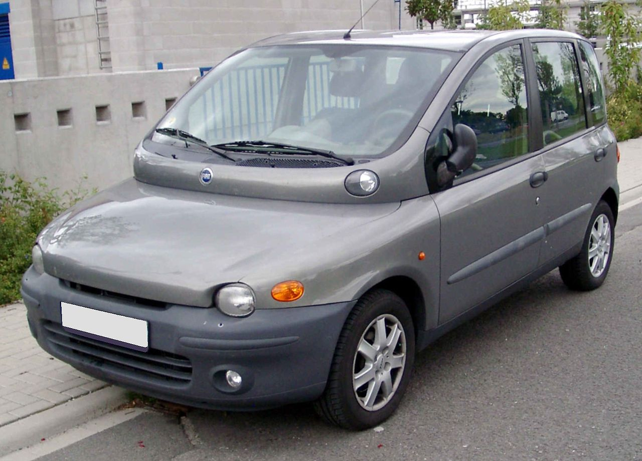 Fiat Multipla: The Ugliest Car on the Road | Norbert Haupt