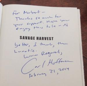 Savage Harvest 4