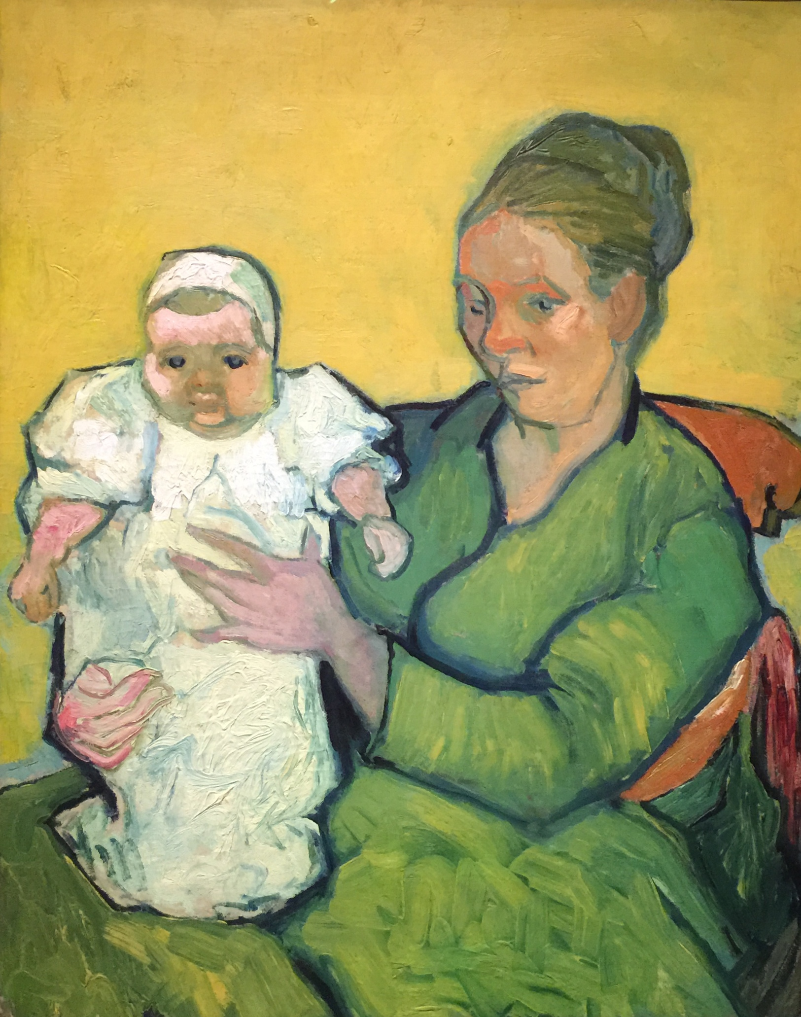 Αποτέλεσμα εικόνας για van gogh painting with mother