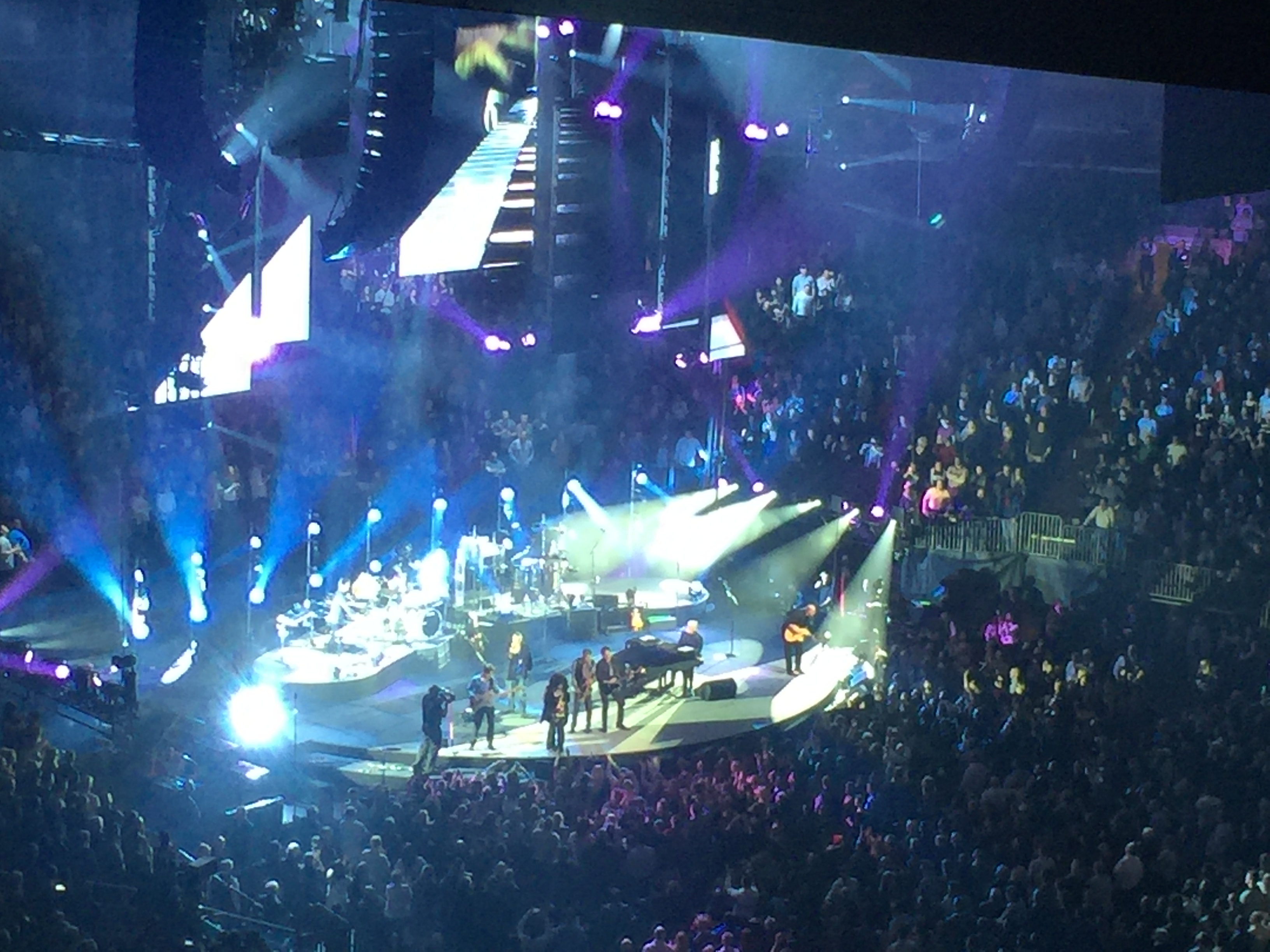 Billy Joel At Madison Square Garden Norbert Haupt