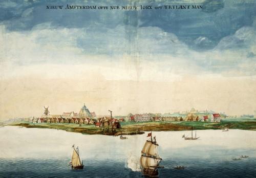 Nieuw Amsterdam 1664