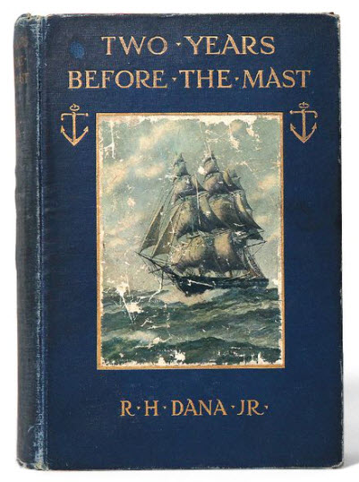 2 years before the mast essay Two years before the mast a personal narrative of life at sea new york: harper and brothers 12mo pp 483 this is a voice from the forecastle though a narrative of literal, prosaic truth, it possesses something of the romantic charm of robinson crusoe.